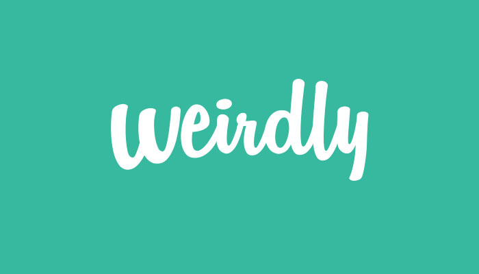 Nominee - Weirdly